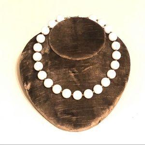 Vintage Trifari Orientique Pearl Ball Necklace